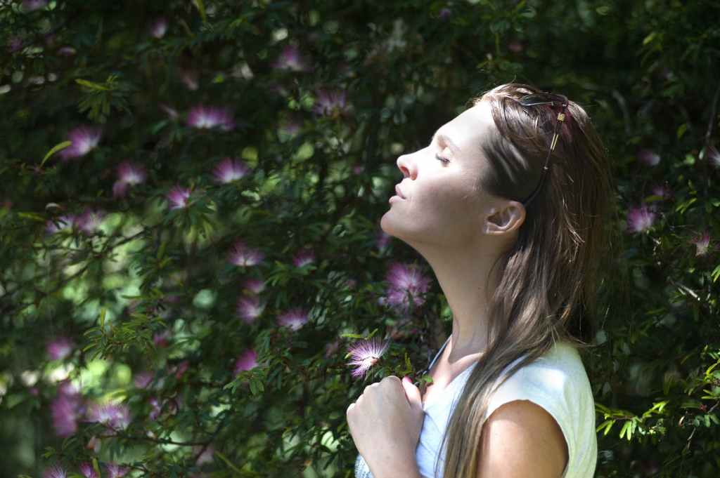 stress management - relaxation breathing