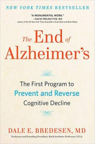 cover of book The End of Alzheimer's
